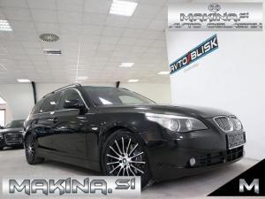 BMW serija 5- 525d touring- BI.XENON- NAVIGACIJA- PDC- ODLIČEN- ATRAKTIVEN-