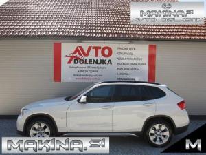 BMW serija X1- xDrive20d SLOVENSKO VOZILO + XENON + PDC + AVTOMATSKA KLIMA + 4X4 + ALU