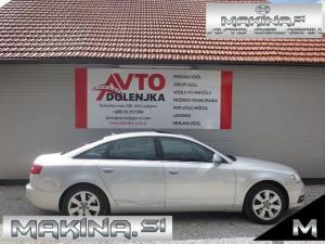 Audi A6 3.0V6 TDI Q DPF AUTOMATIC + NAVIGACIJA + XENON + PDC + USNJE + GRETJE...