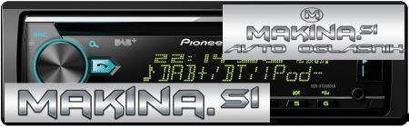 AVTORADIO PIONEER DEH-X7800DAB
