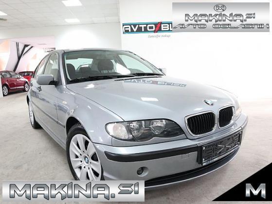 BMW serija 3- 320d- SLOVENSKO VOZILO- DIGITALNA KLIMA- HITRI KREDIT-