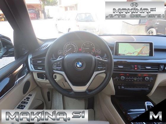 BMW serija X5- xDrive30d Avtomatic + EL.PANORAMA + DVD + BIXENON + KAMERA + USNJE
