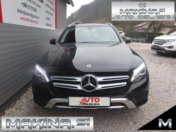 Mercedes-Benz GLC-Razred 220CDI 4MATIC AUTOMATIC + NAVIGACIJA + 2 X PDC + KAMERA + TEMPOMAT + LE 30 TKM...