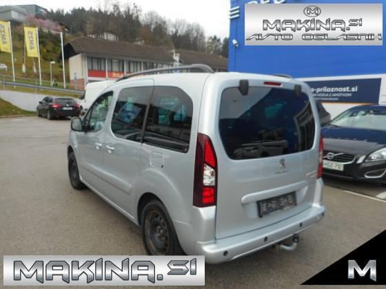 Peugeot Partner Tepee 1.6 BlueHDi 120 S S Allure