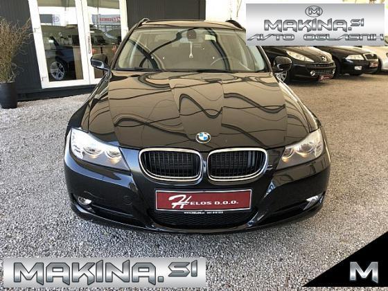 BMW serija 3- 316d Touring- navigacija- pdc-alu16
