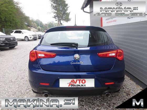 Alfa Romeo Giulietta 2.0JTDm AUT EXCLUSIVE+NAVI+USNJE+PDC+F1+2XLED...