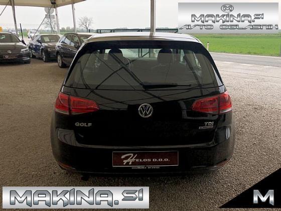 Volkswagen Golf 1.6 TDI Bluemotion Comfortline