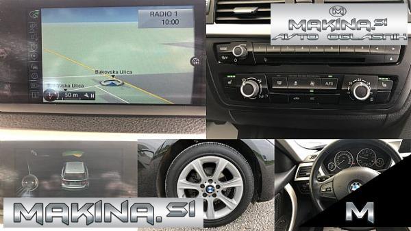 BMW serija 3- 318d Touring- navigacija- pdc- alu17