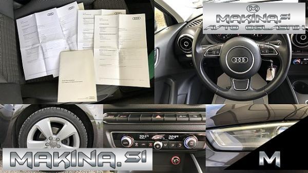 Audi A3 Sportback 1.6 TDI clean diesel Attraction- navigacija- pdc
