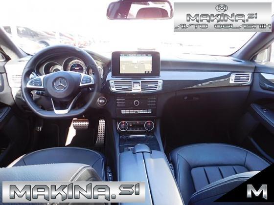 Mercedes-Benz CLS-Razred 250d 4matic AMG Line DISTRONIC 360 usnje MULTI LED