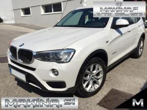 BMW serija X3- xDrive 20d