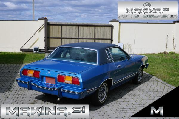 Ford Mustang Ghia 2.8L 171cid V6