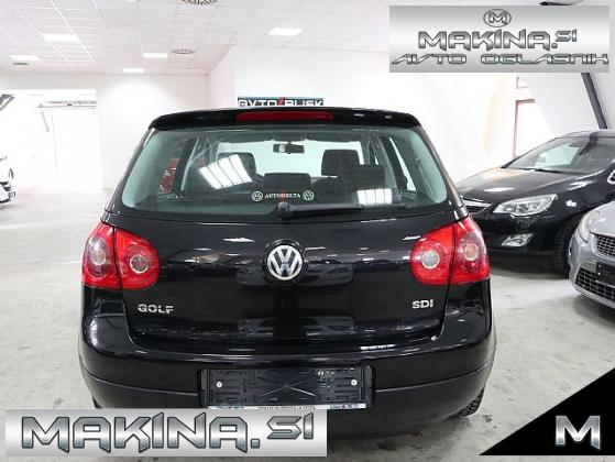 Volkswagen Golf 2.0 SDI-SLOVENSKO VOZILO- 1 LASTNIK- KOT NOV- AVTOMATSKA KLIMA-