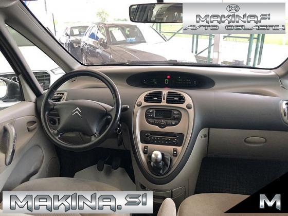 Citroen Xsara Picasso 1.6i 16V Elegance- slovensko vozilo- 1.lastnik