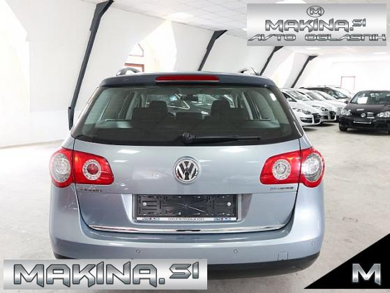Volkswagen Passat Variant Bluemotion 2.0 TDI-PDC- MULTIFUNKCIJSKI  VOLAN-