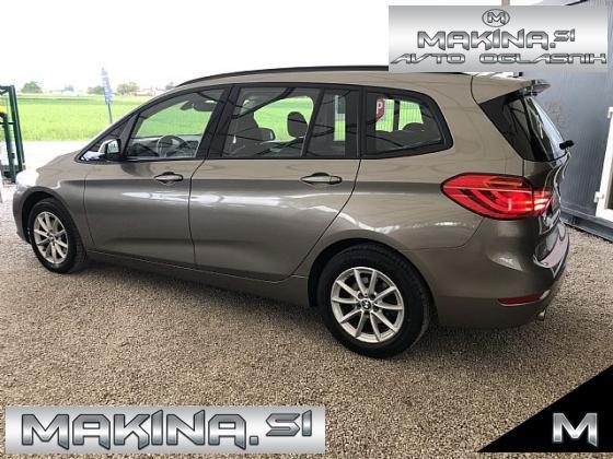 BMW serija 2- 216d Gran Tourer Advantage- xenon- navigacija- pdc-alu16
