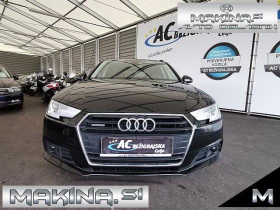 Audi A4 Avant Quattro 2.0 TDI Business-NAVIGACIJA-RADAR-2XPDC