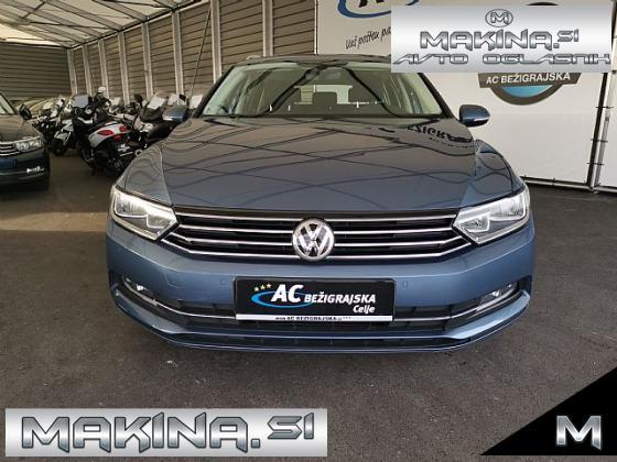 Volkswagen Passat Variant 1.6 TDI BMT Comfortline DSG- NAVIGACIJA- 2 X PDC-