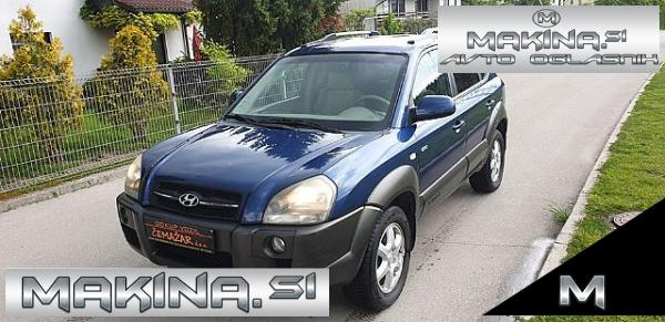 Hyundai Tucson 4WD 2.0 CRDi GLS