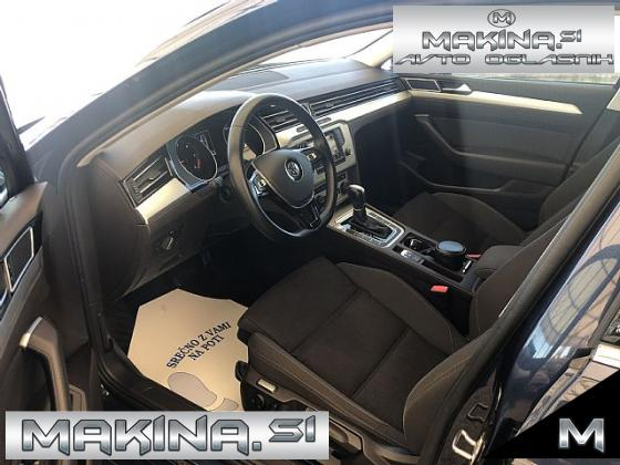 Volkswagen Passat Variant 1.6 TDI BMT Comfortline DSG- navigacija- pdc- alu16