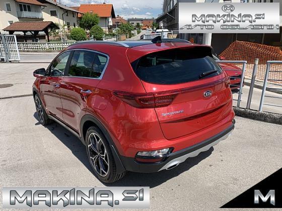 Kia Sportage AWD 1.6 CRDI GT-Line ISG DCT