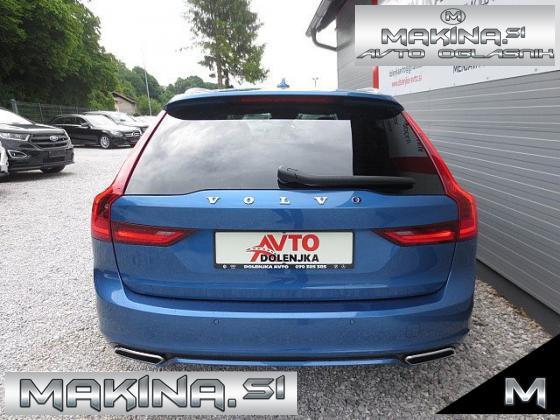 Volvo V90 T4 R-Design AUTOMATIC + LED + XENON + NAVIGACIJA + 2 X KAMERA + MAX.OPREMA