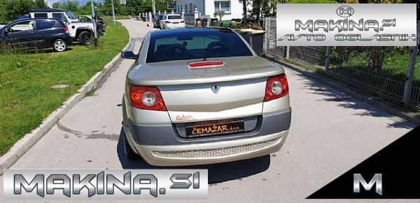 Renault Megane Privilege Luxe 1.9 dCi