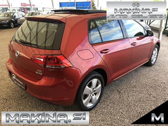 Volkswagen Golf 1.6 TDI BMT Comfortline- panorama- pdc- alu16