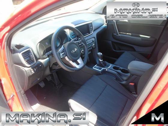 Kia Sportage 2WD 1.6 GDI LX Edition AKCIJA