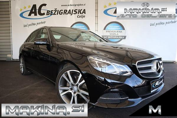 Mercedes-Benz E-Razred E 250 BlueTEC 4MATIC Avantgarde- LED
