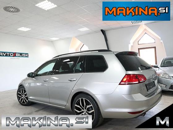 Volkswagen Golf Variant 1.6 TDI- 120.000 KM- 18 COL-