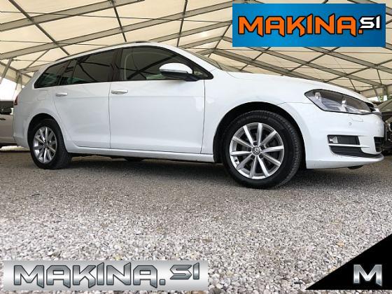 Volkswagen Golf Variant 1.6 TDI BlueMotion Comfortline- navigacija- pdc