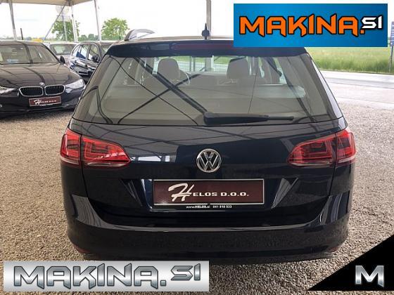 Volkswagen Golf Variant 1.6 TDI BMT Highline- xenon- navigacija- pdc- alu16