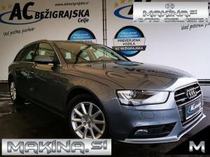 Audi A4 Avant 2.0 TDI clean diesel Quattro- sport- NAVIGACIJA- PDC