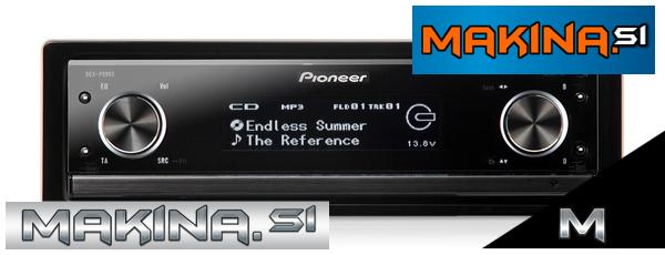 AVTORADIO PIONEER DEX-P99RS