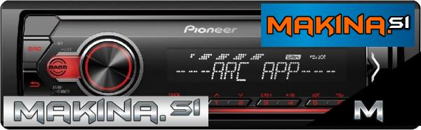 AVTORADIO PIONEER MVH-S210DAB