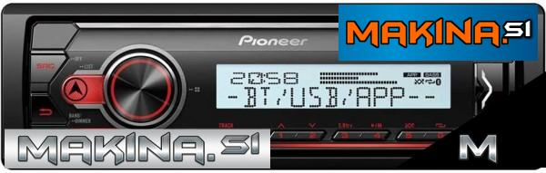 MVH-MS410BT - Marine radio Pioneer
