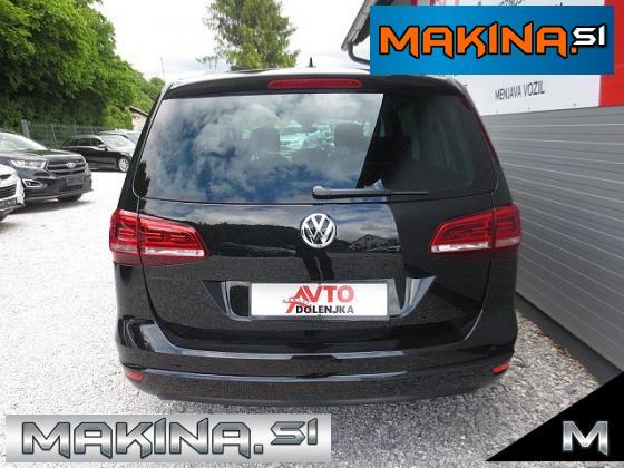 Volkswagen Sharan 2.0TDI HIGHLINE DSG + BIXENON + NAVIGACIJA + PANORAMA + 7 SEDEŽEV..