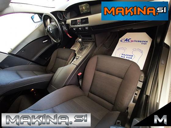 BMW serija 5- 525xi- 2 X PDC- XENON