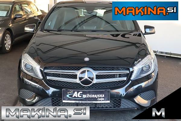 Mercedes-Benz A-Razred A 180 Blue EFFICIENCY Sport- NAVIGACIJA- BIXENON- 2 X PDC- ALU