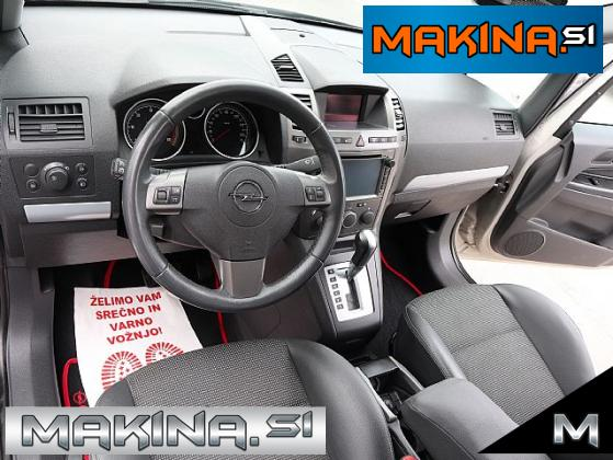 Opel Zafira 1.9 CDTI OPC-line- SLOVENSKO VOZILO -NAVIGACIJA- GRETJE SEDEŽEV- 7.SEDEŽEV