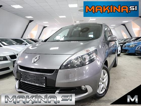 Renault Scenic 1.5 dCi Edition- NAVIGACIJA- TEMPOMAT- BLUETOOTH-