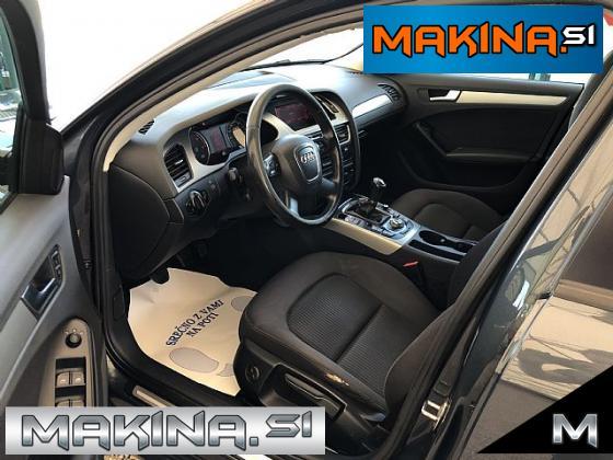 Audi A4 Avant 2.0 TDI DPF- navigacija- pdc- alu17