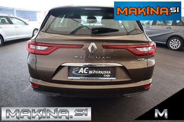 Renault Talisman Grandtour Energy dCi Automatic- KEYLESS- HEAD UP- RADAR