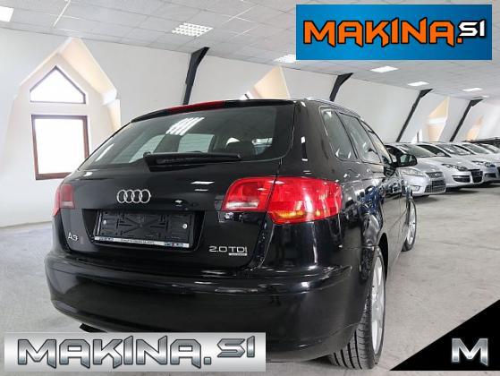 Audi A3 Sportback quattro 2.0 TDI- SPORT PAKET- 17 COL-