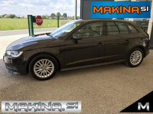 Audi A3 Sportback 1.6 TDI clean diesel Attraction- navigacija- pdc