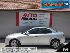 Alfa Romeo 159 1.9 JTDM 2 X AVTOMATSKA KLIMA + POTOVALNI RAČUNALNIK + EL.ST. + BREZ POLOG...