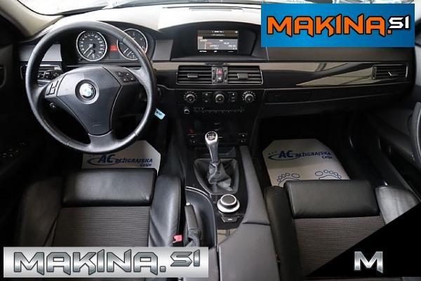 BMW serija 5- 530xdrive Touring M- paket- NAVIGACIJA- PDC