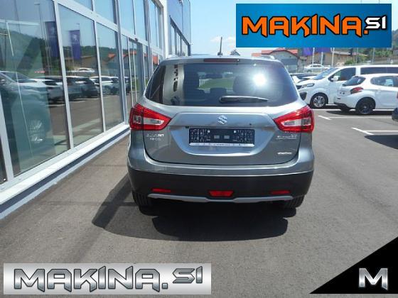 Suzuki SX4 S-Cross 4x4 1.6 DDiS Premium
