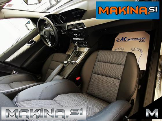 Mercedes-Benz C-Razred C 180 Avantgarde NAVIGACIJA- 2 X PDC- SAMO 40275 KM